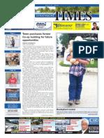 July 17, 2015 Strathmore Times | Elizabeth Ii | Cremation