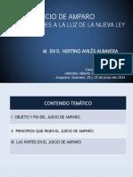 Acapulco-juicio de Amparo