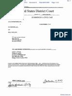 Lulu Enterprises, Inc. v. N-F Newsite, LLC et al - Document No. 4