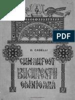 D Caselli                                         Cum au fost Bucurestii.pdf