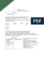Pre-Algebra Ch. 9 Quiz 1