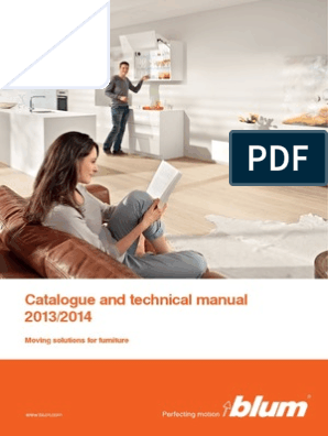 blum catalog pdf | Kitchen | Cabinetry