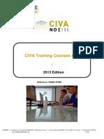 CIVA Training Catalogue 2013