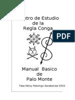 Manual Sobre Palo Monte