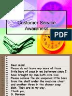 Hotel Housekeeping Customer Service