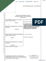 Ling v. Microsoft Corporation - Document No. 22