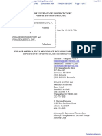 Sprint Communications Company LP v. Vonage Holdings Corp., et al - Document No. 364