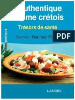 L' authentique regime cretois Dr. Raphael Perez.pdf