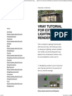 Aleso3d _ Tutorials – 3D Store – Training _ Vray Tutorial for Exterior Lighting Rendering.pdf