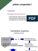 CARDIOPATIAS CONGÉNITAS