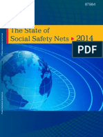 The State of Social Safety Nets 2014