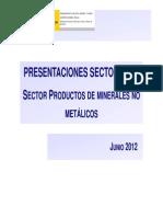 03. Productos de Minerales No Metalicos