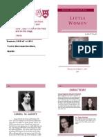 Little Women Program
