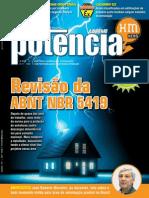matéria nova NBR5419:2015
