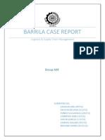 A04 Barilla Report