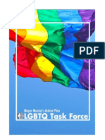 Mayors Action Plan LGBTQ Task Force