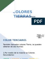 COLORES TIERRAS.ppt