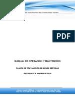 Manual de Operación y Mantención RTB 24