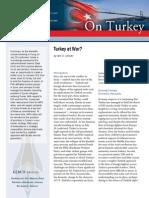 Turkey at War?