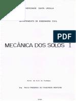 Apostila Mecânica Dos Solos I
