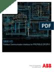 3BSE020926-510 en S800 I O Fieldbus Communication Interface for PROFIBUS DP DPV1