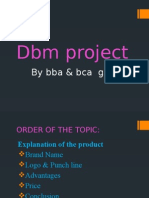 Dbm Project