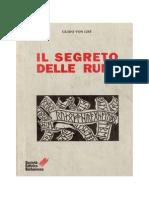 Guido Von List Il Segreto Delle Rune Das Geheimnis Der Runen Italiano