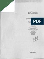 Hipócrates-Juramento y Tratados Médicos