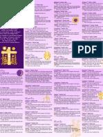 Lent Family Prayers