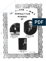 724th ROB Reunion Newsletter May 1998