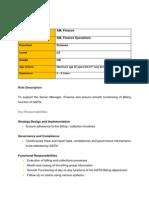 AM-Finance (Job Code - 02)