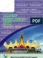 Lampung Dalam Angka 2008