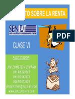 Clase VI Islr
