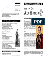 Oremos Con San Juan Nepomuceno Neumann