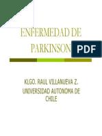 Enfermedad_de_Parkinson Clase RAUL VILLANUEVA