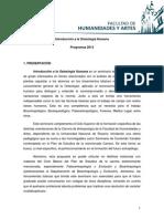 """Seminario """"Introducción a la Osteología Humana"""" - Dictado por las Dras. Carolina Barboza y Carolina Píccoli"""