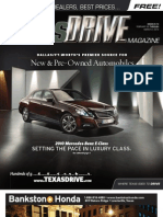 Texas Drive Magazine Feb. 22-March 7, 2010 Issue