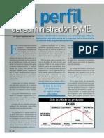 4. El Perfil Del Administrador PyME