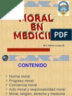 Tema 2 Moral y Medicina