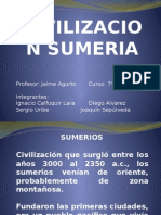 Civilizacion Sumeria
