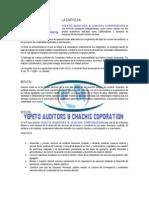 LA EMPRESA MISION VISION.docx