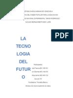 La Tecnologia Del Futuro