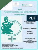 Conferencia Epistemologia Feminista