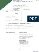 The Football Association Premier League Limited et al v. Youtube, Inc. et al - Document No. 48