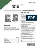 Honeywell Modutrol Series 70