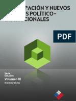 Participacion y Nuevos Desafios Politico-Institucionales