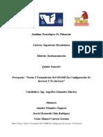 Practica & Prereporte OPAMP