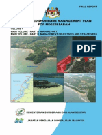 Integrated Shoreline Management Plan Volume 1 Part a B