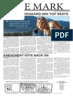 The Mark - January 2014 Issue
