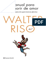 29395 Manual Para No Morir de Amor